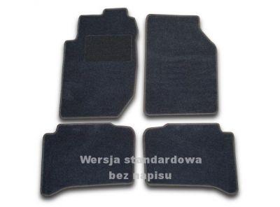Dywaniki welurowe KIA Sportage od 1994-2000r. ECONOMIC 01