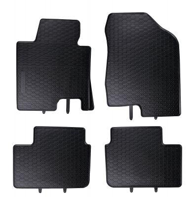 GEYER & HOSAJA  gumowe dywaniki samochodowe KIA Ceed II od 2012r.  829/4C