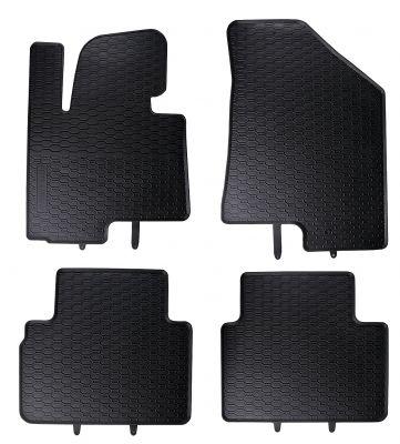 GEYER & HOSAJA  gumowe dywaniki samochodowe KIA Sportage III od 2010-2015r.  830/4C