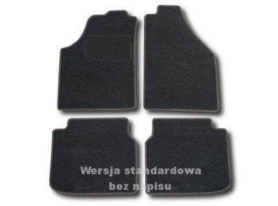 Dywaniki welurowe Lancia Musa od 2004r. ECONOMIC 01