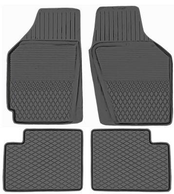 KORYTKA Gumowe dywaniki samochodowe Daewoo Tico od 1996-2001r. (M-14)