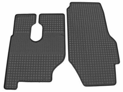 Gumowe dywaniki samochodowe ZWG (przednia kabina) Mercedes Actros MP1 MPI 1996-2003r