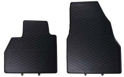 GEYER & HOSAJA  gumowe dywaniki samochodowe Mercedes Citan 2-osobowe od 2012r.  838/2C