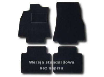 Dywaniki welurowe Mercedes B-Klasa W245 od 2005r. LUX 9000