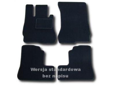 Dywaniki welurowe Mercedes S-Klasa W221 od 2005r. LUX 9000