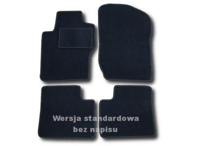 Dywaniki welurowe Mercedes M-Klasa W164 od 2005-2011r. LUX 9000