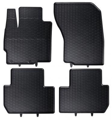 GEYER & HOSAJA  gumowe dywaniki samochodowe Mitsubishi Outlander od 2013r.  856/4C