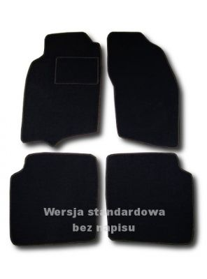 Dywaniki welurowe Mitsubishi Carisma od 1995-2004r. ECONOMIC 01