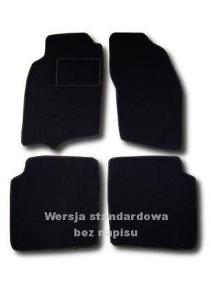 Dywaniki welurowe Mitsubishi Carisma od 1995-2004r. LUX 9000