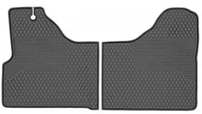 Gumowe dywaniki samochodowe Iveco Daily od 2000r (NX)