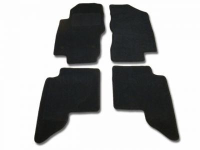 Dywaniki welurowe Nissan Pathfinder 5-osobowe od 2011r. ECONOMIC 01