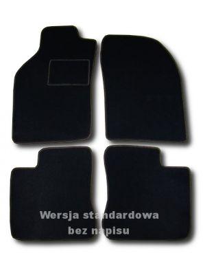 Dywaniki welurowe Nissan Almera N15 od 1998-2000r. ECONOMIC 01
