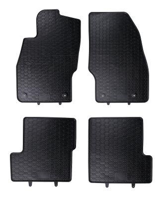 GEYER & HOSAJA  gumowe dywaniki samochodowe Opel Adam od 2013r.  813/4C