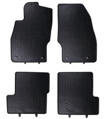 GEYER & HOSAJA  gumowe dywaniki samochodowe Opel Corsa E od 2014r. 802/4C