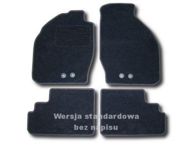 Dywaniki welurowe Opel Agila I od 2003-2008r. LUX 9000