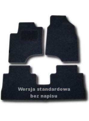 Dywaniki welurowe Opel Antara 5-osobowe od 2007r. ECONOMIC 01