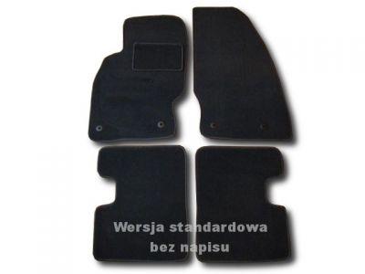 Dywaniki welurowe Opel Corsa D od 2006-2014r. ECONOMIC 01