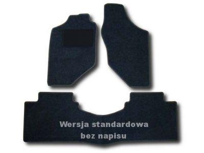 Dywaniki welurowe Opel Frontera B krótki 3-drzwiowe od 1998-2004r. ECONOMIC 01