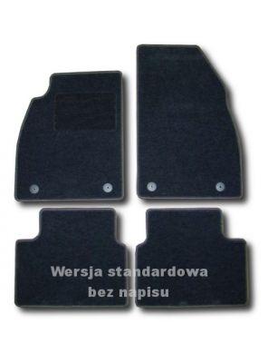 Dywaniki welurowe Opel Insignia od 2008r. LUX 9000