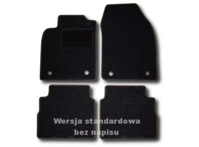 Dywaniki welurowe Opel Signum od 2003r. ECONOMIC 01