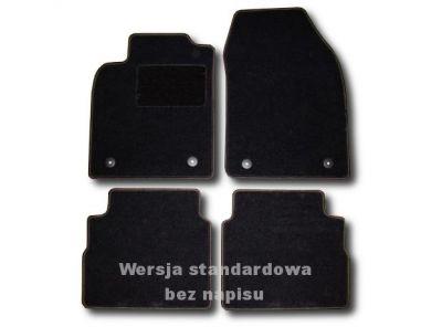 Dywaniki welurowe Opel Signum od 2003r. LUX 9000