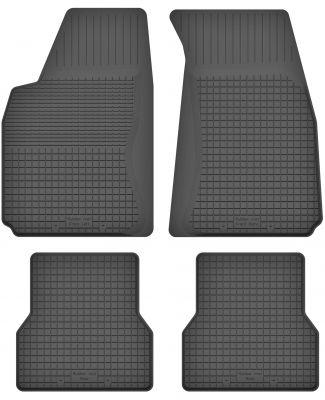 Motohobby bezzapachowe gumowe dywaniki samochodowe Audi A4 B8 od 2008-2015r. (P-1)