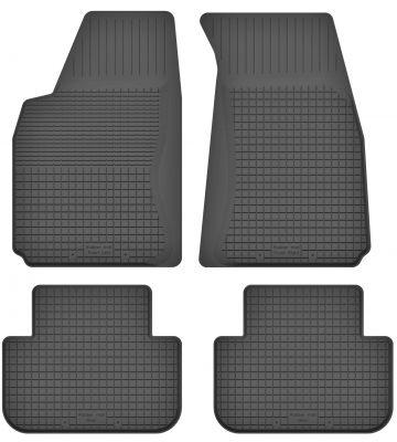Motohobby bezzapachowe gumowe dywaniki samochodowe Daewoo Nubira od 1997-2000r. (P-19)