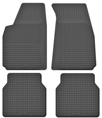 Motohobby bezzapachowe gumowe dywaniki samochodowe Audi A6 C5 od 1997-2004r. (P-2)