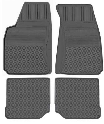 KORYTKA Gumowe dywaniki samochodowe Audi A6 C4 od 1994-1997r. (P-21)