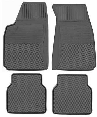 KORYTKA Gumowe dywaniki samochodowe Audi A6 C5 od 1997-2004r. (P-2)