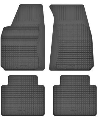 Motohobby bezzapachowe gumowe dywaniki samochodowe Audi A4 B5 od 1995-2001r. (P-3)