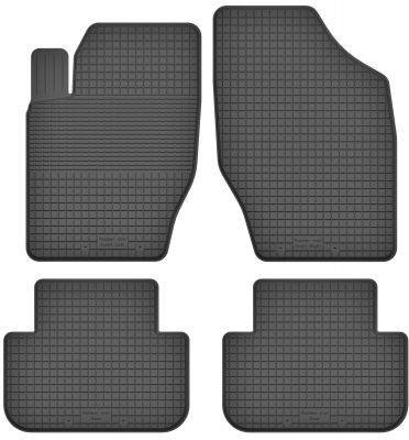 Motohobby bezzapachowe gumowe dywaniki samochodowe Citroen C4 od 2004-2010r. (PX-19)
