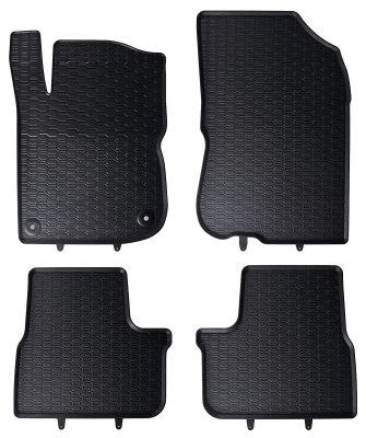 GEYER & HOSAJA  gumowe dywaniki samochodowe Peugeot 2008 od 2013r.  859/4C