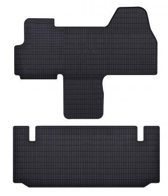 GEYER & HOSAJA  gumowe dywaniki samochodowe Peugeot Boxer 5-osobowe od 2006r. 847/2C