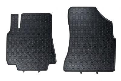 GEYER & HOSAJA  gumowe dywaniki samochodowe Peugeot Partner 2-osobowe od 2008r. 845/2C