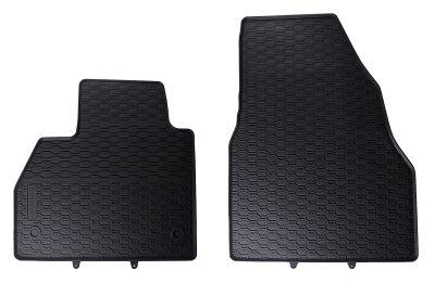 GEYER & HOSAJA  gumowe dywaniki samochodowe Renault Kangoo 2-osobowe od 2008r.  838/2C