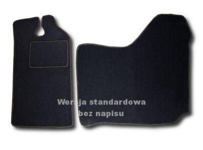 Dywaniki welurowe Renault Master II do 2004r. ECONOMIC 01