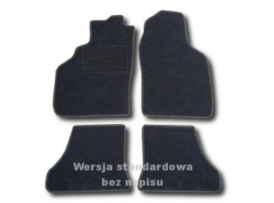 Dywaniki welurowe Saab 9-3 I 5-drzwiowe od 1998-2002r. ECONOMIC 01
