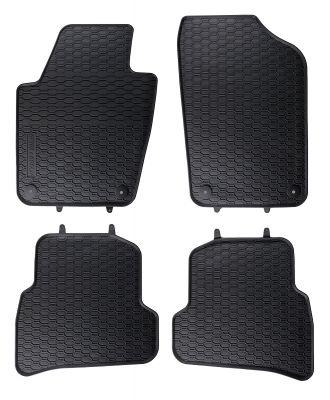 GEYER & HOSAJA  gumowe dywaniki samochodowe Seat Ibiza od 2008-2017r.  842/4C
