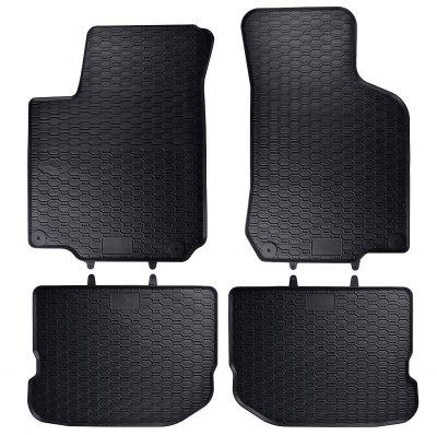 GEYER & HOSAJA  gumowe dywaniki samochodowe Seat Leon I od 1999-2005r.  816/4C