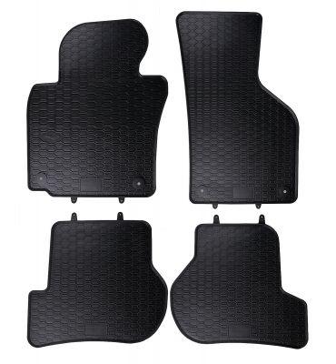 GEYER & HOSAJA  gumowe dywaniki samochodowe Seat Leon II od 2005-2012r.  805/4C
