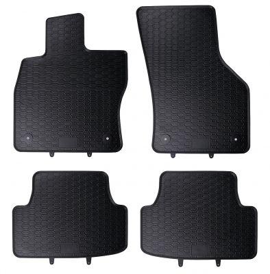 GEYER & HOSAJA  gumowe dywaniki samochodowe Seat Leon III od 2012r.  810/4C