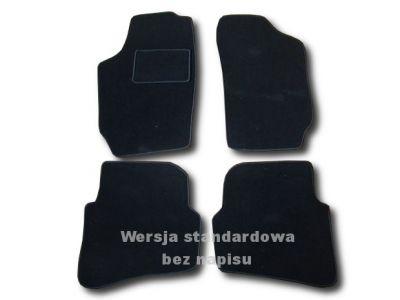 Dywaniki welurowe Seat Cordoba III od 2003r. ECONOMIC 01