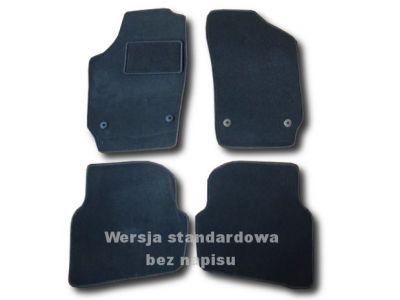Dywaniki welurowe Seat Ibiza IV od 2002-2008r. ECONOMIC 01