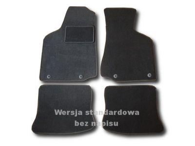 Dywaniki welurowe Seat Ibiza III od 1999-2002r. ECONOMIC 01