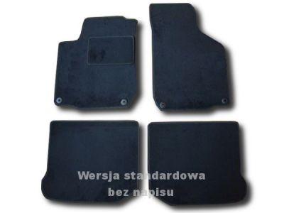 Dywaniki welurowe Seat Leon I od 1999-2005r. ECONOMIC 01