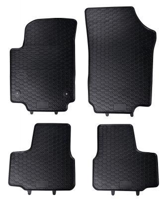 GEYER & HOSAJA  gumowe dywaniki samochodowe Skoda Citigo od 2012r.  814/4C