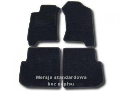 Dywaniki welurowe Subaru Forester I od 1997-2002r. ECONOMIC 01