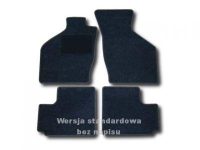 Dywaniki welurowe Subaru Justy 5-drzwiowe od 2003-2007r. LUX 9000