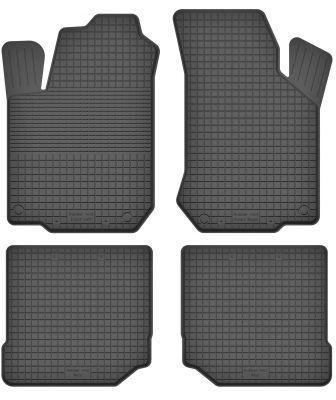 Motohobby bezzapachowe gumowe dywaniki samochodowe Audi A3 od 1996-2003r. (U-21)